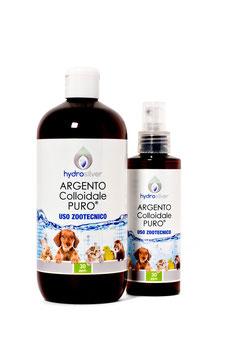 Argento Colloidale  Puro® 500ml 30ppm USO ZOOTECNICO