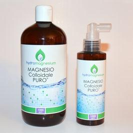Magnesio Colloidale PURO 500 ml 1000ppm