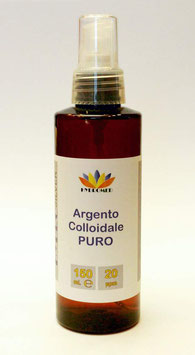 ARGENTO COLLOIDALE PURO  20ppm SPRAY