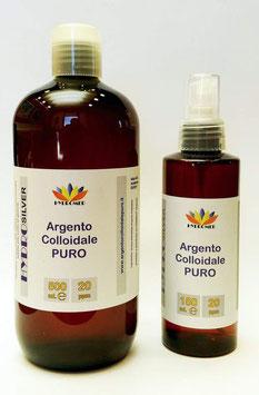 ARGENTO   COLLOIDALE    PURO  20ppm