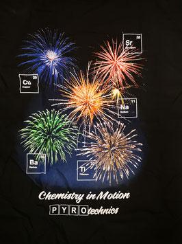 "Feuerwerk T-Shirt ""Pyro Chemistry"""