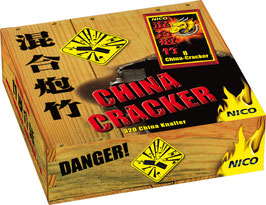China Cracker Umkarton