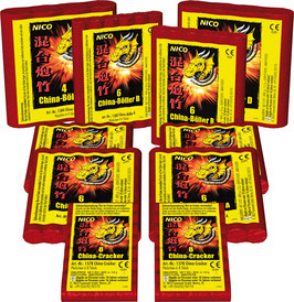 China Knallsortiment Pyro Pack