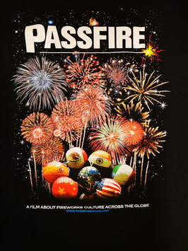 "Feuerwerk T-Shirt ""Passfire Movie"""