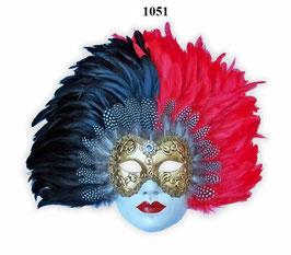 Feder - Masken