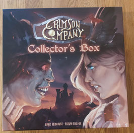 SPIEL 21' special: Crimson Company Collector's Box STANDARD EDITION + Wildwood Tales Expansion