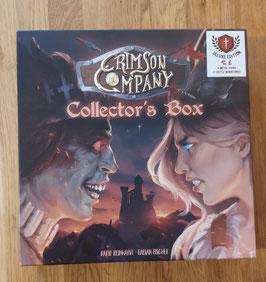 Upgrade zur Crimson Company Sammelbox - DELUXE EDITION