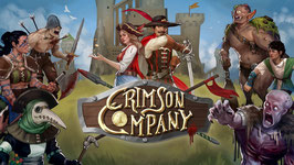 Crimson Company - First Edition (Print and Play)