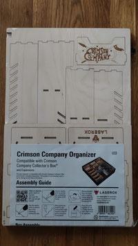 Inlay für Crimson Company Sammelbox für STANDARD & DELUXE EDITION