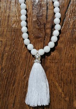 Halskette 82cm Jade