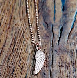 Halskette 40cm rosegold