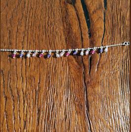 Kinderarmketteli silber