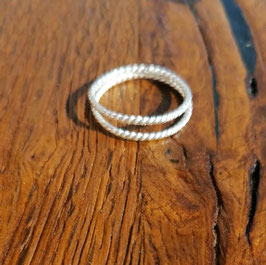 Fingerringe Silber oder Silber vergoldet