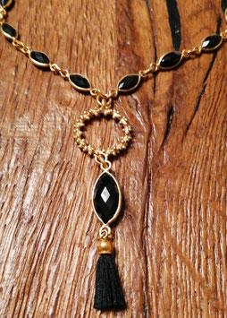 Halskette gelbgold Spinelli