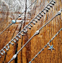 Fussketteli messing silber