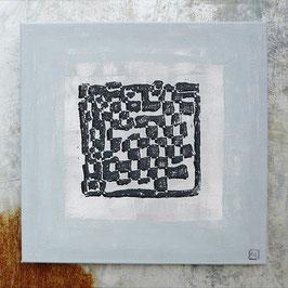 Labyrinth 01 - Druck auf Leinwand