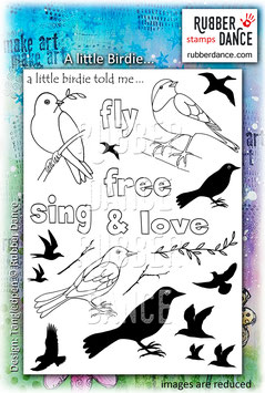 A Little Birdie...