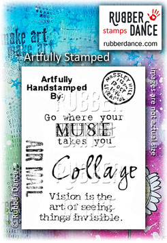 Artfully Stamped