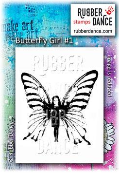 Butterfly Girl 1