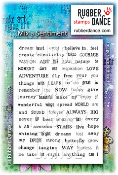 Mix A Sentiment #1