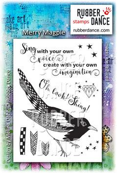 Merry Magpie