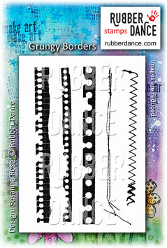 Grungy Borders