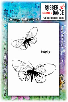Grungy Butterfly #3