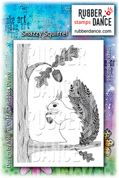 Snazzy Squirrel