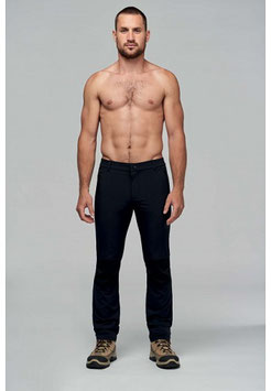 Pantalón Ligero Hombre. Color Negro. Tallas: S a 3XL