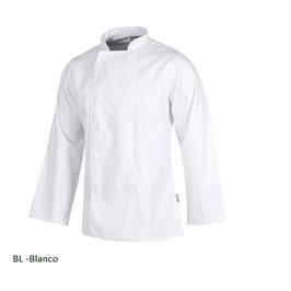CASACA B9002 UNISEX HOSTELERIA/SERVICIOS BLANCA