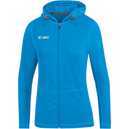 RUNNING SET DAMEN SUMMER JAKO BLAU