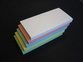 NP Moderationskarten Rechtecke 500 Blatt