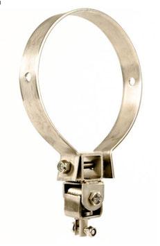 Schaukelschelle für Rundholz Ø 140mm.