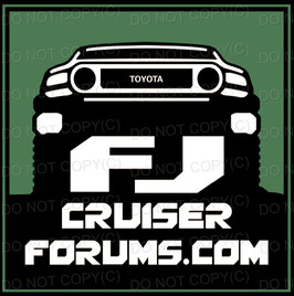 FJ Cruiser Forum Green Square