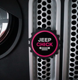 Jeep Chick - Jeep