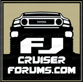 FJ Cruiser Forum Sandstorm Sqaure