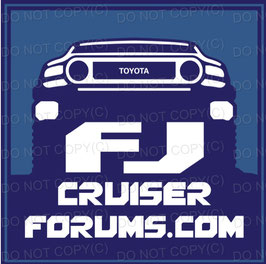 FJ Cruiser Forum Heritage/Calvary Blue