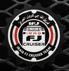 Iraq FJ Cruiser Team (Discontinued)