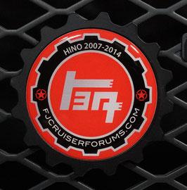 FJ Cruiserforums.com Badge Kit