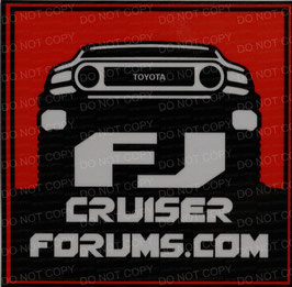 FJ Cruiser Forum Red Square