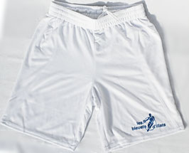 Short Blanc Enfant