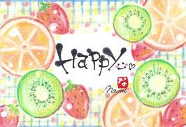 2.Happy
