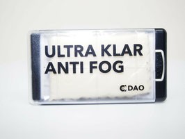 Ultra Klar Antibeschlagtuch