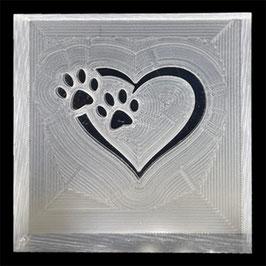 """Seifenstempel """"Love my dog"""""""
