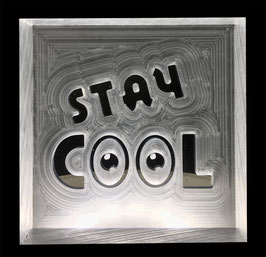 "Seifenstempel ""Stay Cool"""