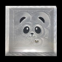 "Seifenstempel ""Panda-Face"""