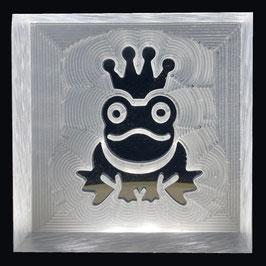 """Seifenstempel """"Froschkönig"""""""