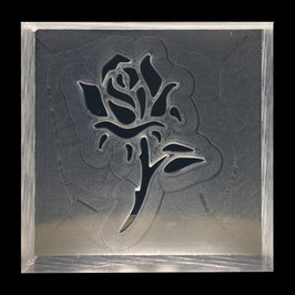 """Seifenstempel """"Rose"""""""
