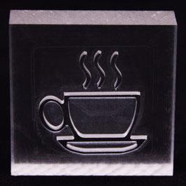 "Seifenstempel ""Kaffe-Tasse"""