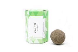 Kräuter Seedball einzeln